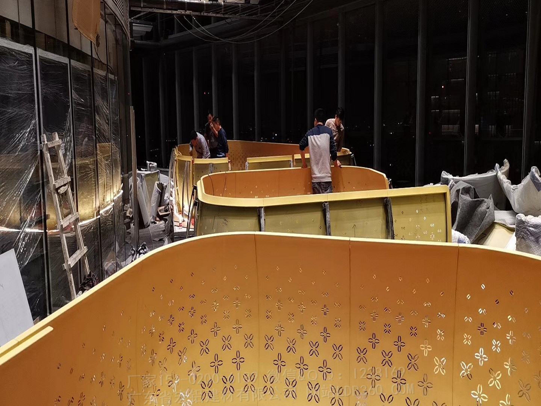 弧形曲面装饰板 (1)