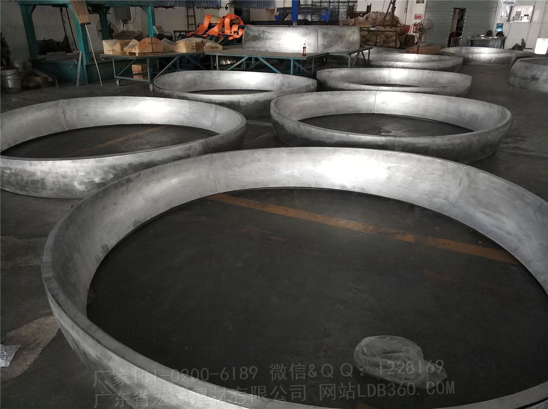 双曲造型装饰铝板