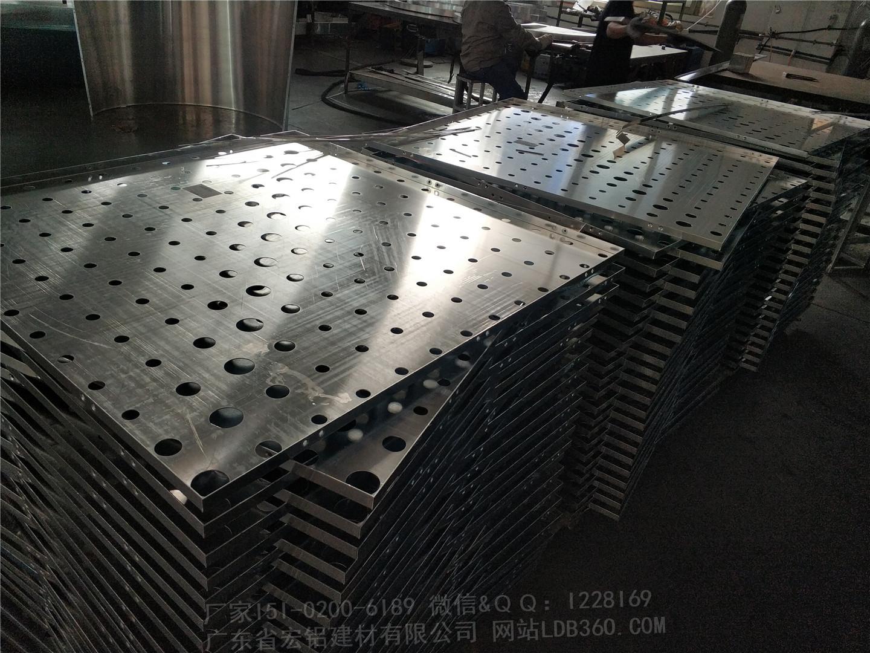 雕花铝单板厂家哪家好