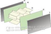 铝蜂窝板(隔音保温)_Stone-Texture-Finishing-Honeycomb-Panel-for-Curtain-Wall