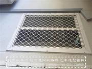 铝网板、拉伸网(装饰防护)_护栏网板