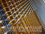 铝网板、拉伸网(装饰防护)_