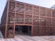 铝格栅、花格栅、窗花_金属窗花护栏 (1)