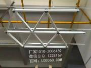 铝格栅、花格栅、窗花_五角星格栅吊顶 (6)