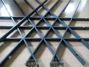 铝格栅、花格栅、窗花_五角形铝格栅、隔断 (2)