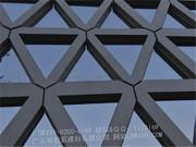 铝格栅、花格栅、窗花_型材格栅护墙 (0)