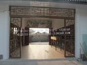 铝格栅、花格栅、窗花_艺术复古窗花格 (4)
