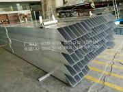 U型铝方通、铝型材方管_型材45度切角 (2)
