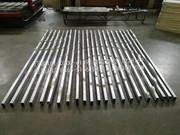U型铝方通、铝型材方管_艺术方管造型 (1)