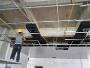 铝天花、工程铝扣板_工程扣板天花安装 (1)
