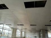 铝天花、工程铝扣板_工程扣板天花安装 (2)