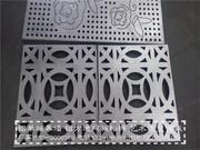 异型铝单板,雕花铝单板_花型雕刻金属装饰板