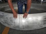 2019年图册(铝板幕墙天花)_双曲弧形焊接铝板